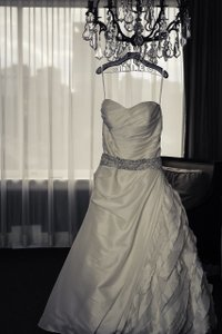 Essense Of Australia D1258 Wedding Dress