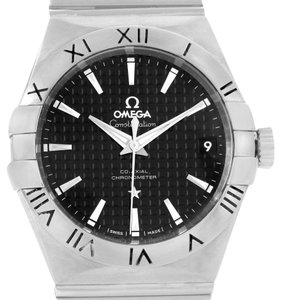 Omega Omega Constellation Co-Axial 300M Steel Watch 123.10.38.21.01.002