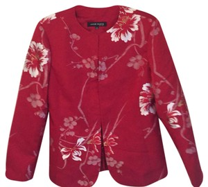 Anne Klein Red Jacket