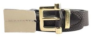 Burberry Leather Belt 164BURA104