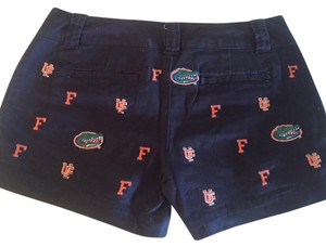 College Classis Mini/Short Shorts Navy blue