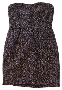 Monteau Los Angeles Fitted Holiday Sparkle Dress