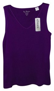 Chico's Top Purple