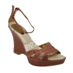Just Cavalli Brown Sandals