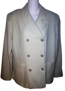Ann Taylor LOFT Light Green Jacket
