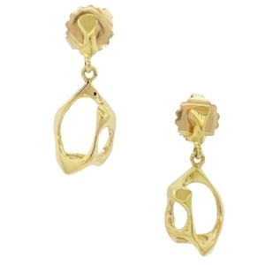 Anthony Kim Anthony Kim 18k Yellow Gold Modernist Dangle Earrings