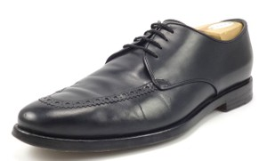 Gucci Black Oxford Shoes