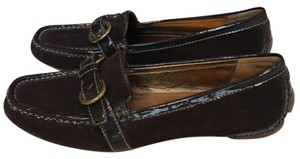 Coach Brown loafers Flats