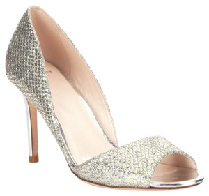 Cole Haan Silver and gold Pumps