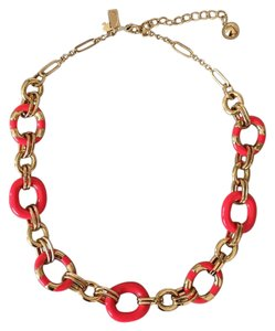 Kate Spade Mod Moment Chain Link Necklace