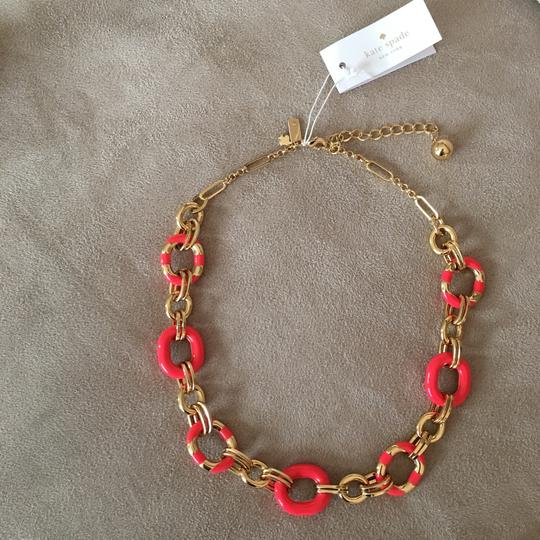 Kate Spade Mod Moment Chain Link Necklace Image 1