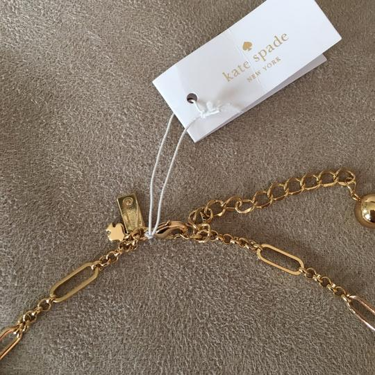 Kate Spade Mod Moment Chain Link Necklace Image 2