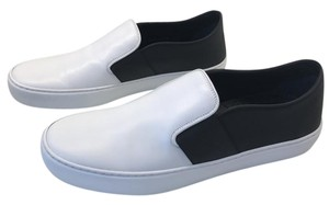 Chanel Trainer Sneaker Sneakers Slip On White Athletic