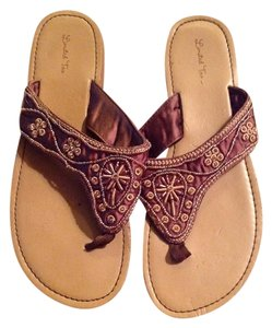 Limited Too Brown Sandals