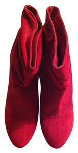 Bamboo Red Boots
