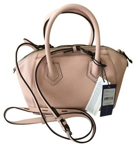 Rebecca Minkoff Satchel in Blush