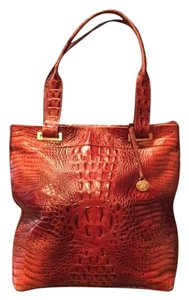Brahmin Tote in Pecan Madison Melbourne