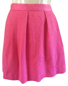 French Connection Mini Mini Skirt Pink