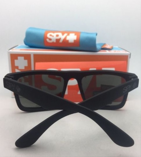 Spy Polarized SPY OPTIC Sunglasses ATLAS Soft Matte Black w/ Grey-Green Image 7