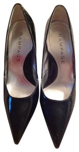 Rampage Black Pumps
