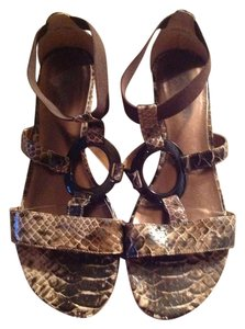 Laura Ashley Brown Sandals