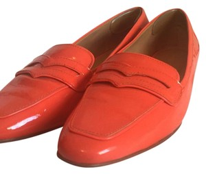 Banana Republic Fresh coral Flats