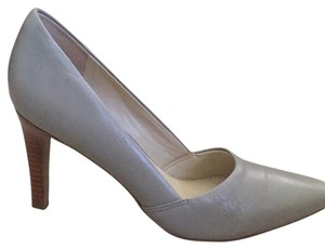 Franco Sarto Light Grey Pumps