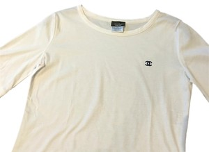 Chanel T Shirt White
