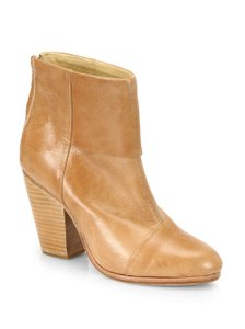 Rag & Bone Bootie Boot Leather Camel Brown Boots
