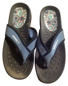 Speedo Navy Sandals