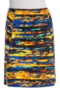 Cédric Charlier Mini Skirt Multi color