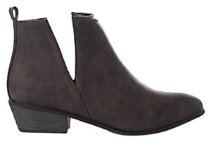 Express Grey Boots