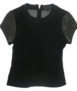 Gryphon Studded Top denim