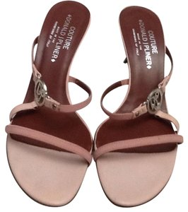 Couture Donald J Pliner light pink Mules