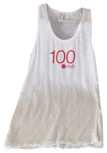 Item - White Activewear Top Size 10 (M, 31)