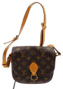Louis Vuitton Mini Saint Cloud Cross Body Bag
