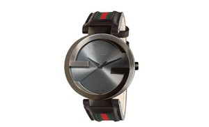 Gucci Gucci Watch Black PVD