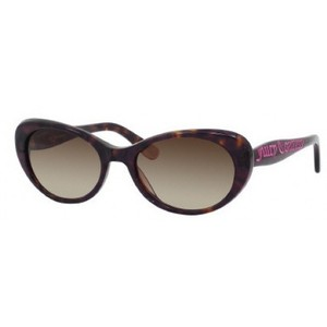 Juicy Couture Juicy Couture Sunglasses Cat eye JU 506 Havana