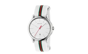 Gucci G-TIMELESS QUARTZ LARGE SLIM WATCH