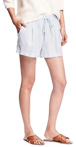 Old Navy Resort Linen Shorts White