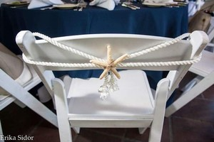75 Chair Back Rope Decorations