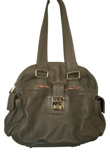 Marc by Marc Jacobs Leather Travel Satchel