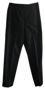 Salvatore Ferragamo Straight Pants BLACK
