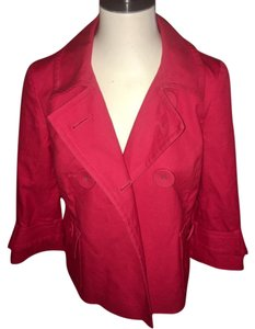 Halogen Red Jacket