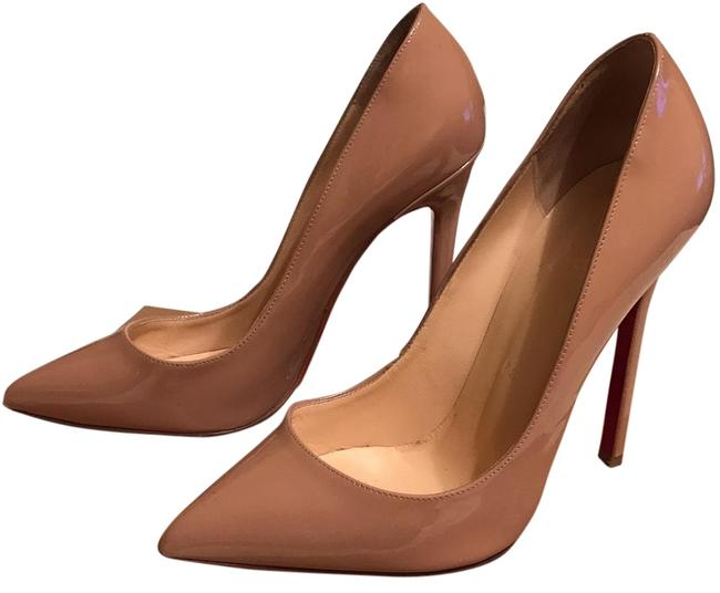 Item - Nude Pigalle 120 Formal Shoes Size US 7 Narrow (Aa, N)