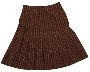 Chanel Skirt Brown