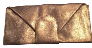 Tano Gold Clutch
