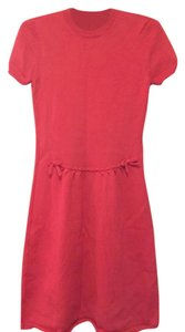 RED Valentino short dress coral red on Tradesy