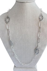 Silpada Silpada Sterling Silver Link Necklace N2355
