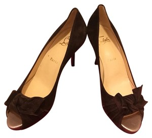 Christian Louboutin Brown Formal